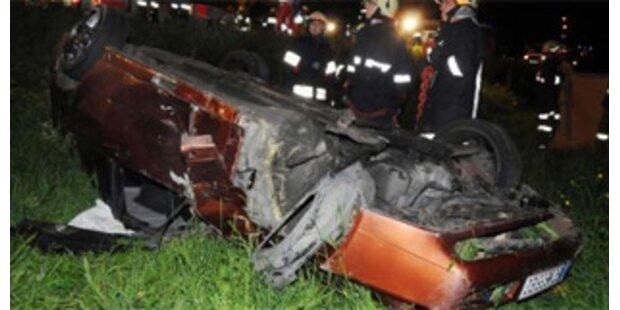 Hälfte der Unfalltoten war nicht angegurtet