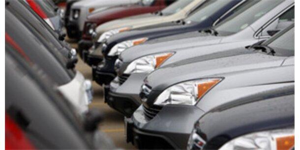 Pkw-Weltmarkt schrumpft um 2 Millionen Neuwagen