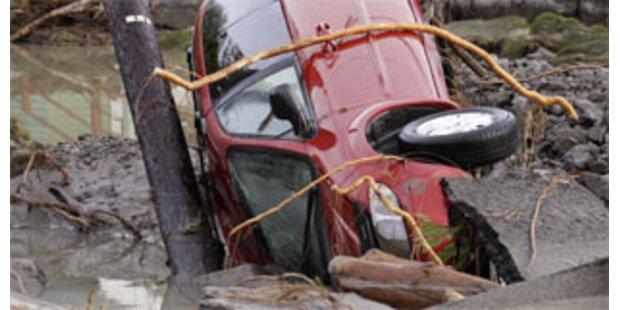 Unwetter fordert 3 Menschenleben in Italien