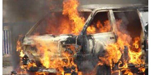 3 Tiroler bei Explosion schwer verbrannt