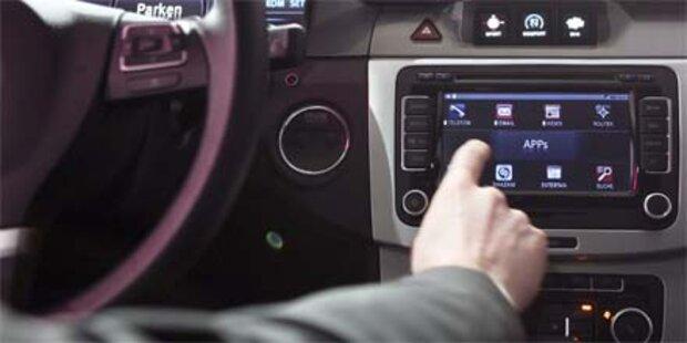Auto 2.0: Internet kommt an Bord