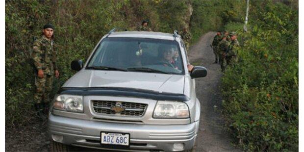 Caracas und Bogota wetzen die Messer