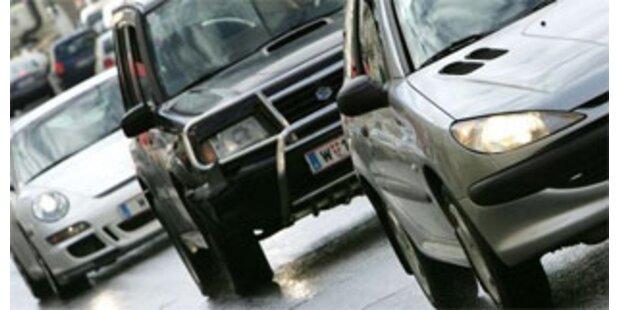Härtere Strafen für Verkehrssünder sind fix