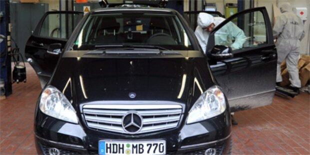 Entführte Bankiersfrau: Blutspur in Auto