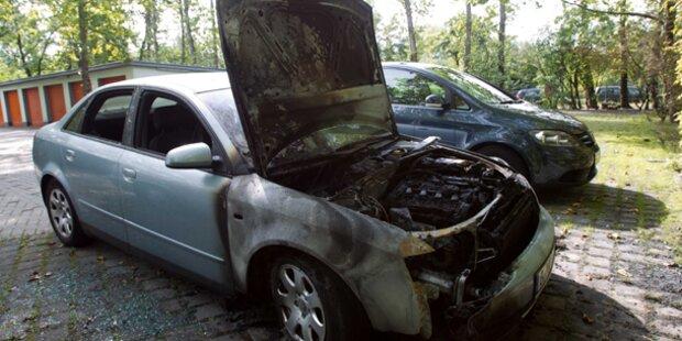Deutlich weniger Autobrände in Berlin