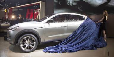 Auto China 2012: Messerundgang