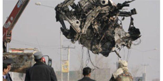 Selbstmordanschlag in Afghanistan