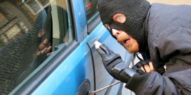 Mehr Schaden durch Autodiebe