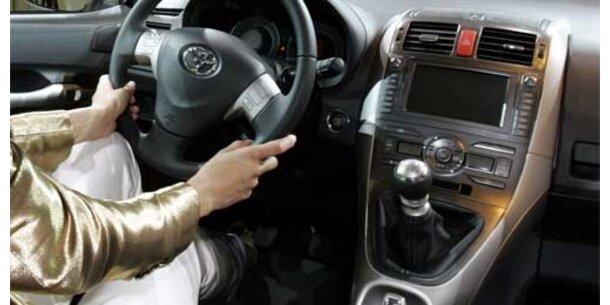 Sensoren erkennen Alk-Konsum - Motor stoppt