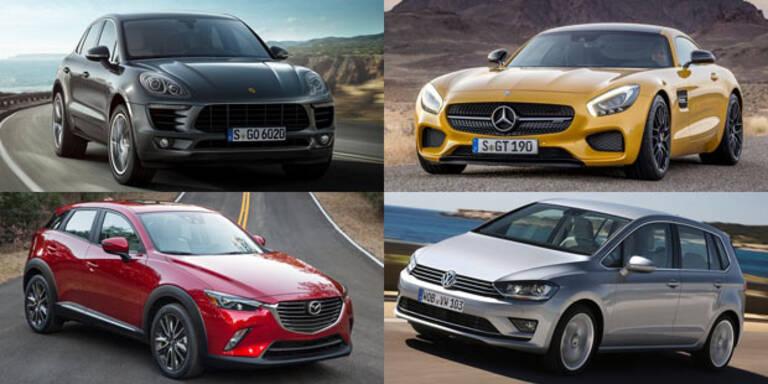Die wichtigsten Autos des Jahres