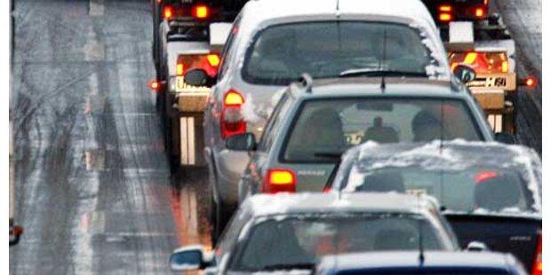 Samstag ist autofreier Tag in Österreich