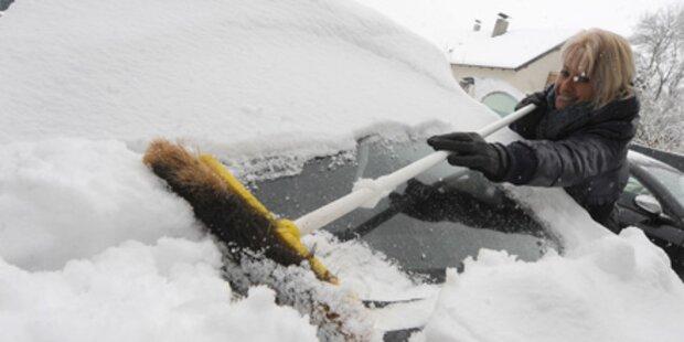 Profitipps fürs Auto bei Kälte