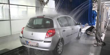 Müssen wir bald nie wieder das Auto waschen?