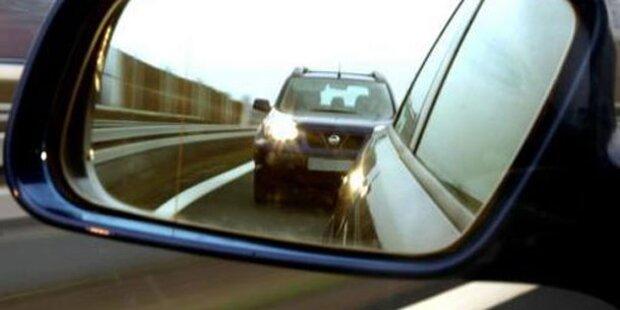 Italiener mit 161 km/h durch A4-Baustelle