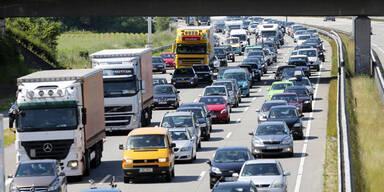 Ferienbeginn in Bayern bringt Verkehrsprobleme