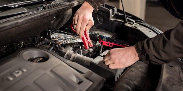 So hält die Autobatterie bei Kälte durch