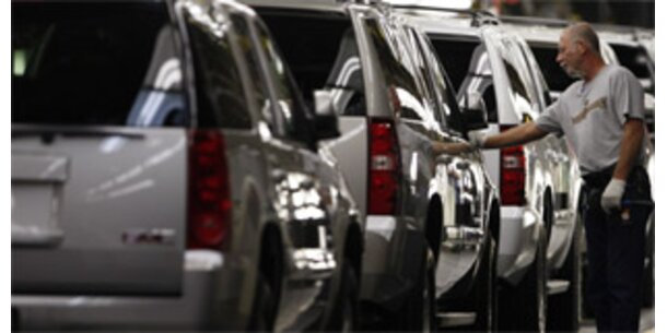 US-Autokonzerne bitten um staatliche Soforthilfe