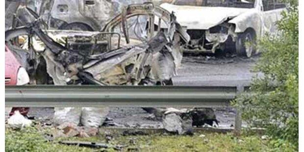 Autobombenanschlag auf Korsika