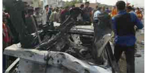 Autobombe in Bagdad vor Schiiten-Fest