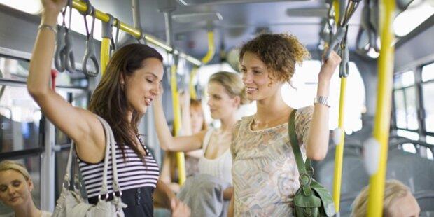 Italiener als schlechte Autobuschauffeure