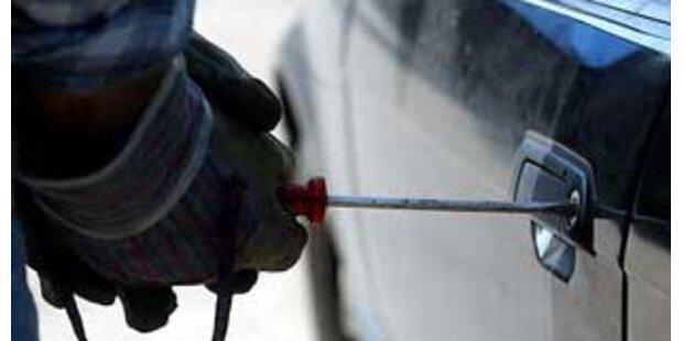 Autodieb unternimmt Irrfahrt mit Amstettner PKW