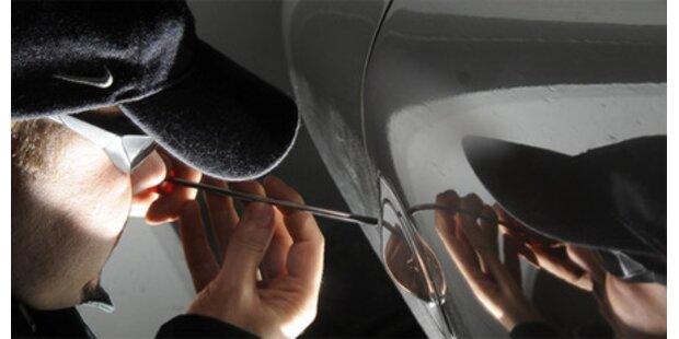 Autodiebe scharf auf Gebrauchtwagen