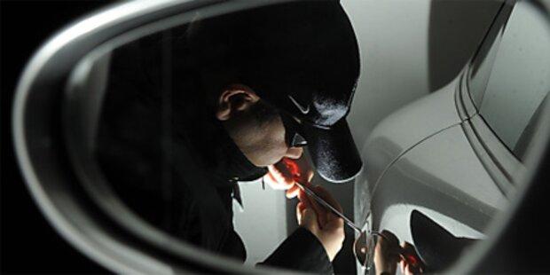 BMW-Diebe wüten am Flughafen Schwechat