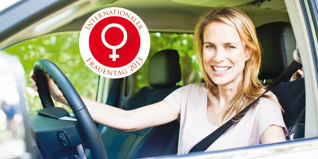 Frauen sind die besseren Autofahrer