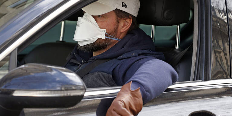 Coronavirus: So schützt man sich im Auto