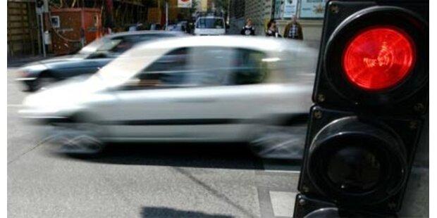 Opa ohne Führerschein unterwegs