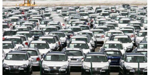 Heimischer Autohandel zeigt sich krisenfest