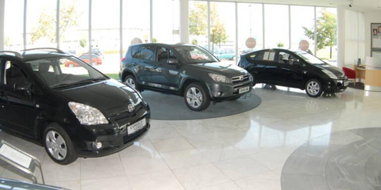 Jeder Vierte will demnächst ein Auto kaufen
