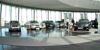 Autoverkäufe: Plus 22,5 Prozent im Jänner
