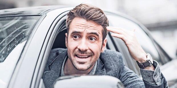 Männer zahlen 130 Euro mehr fürs Auto