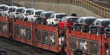 Abwärtstrend auf Automarkt im Februar gestoppt