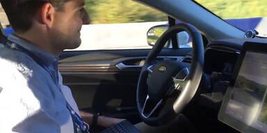 Robo-Autos: Heimische Tests laufen gut