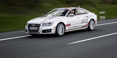 Jüngere offener für autonomes Fahren