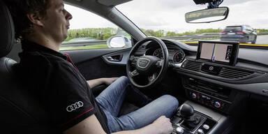 Autonome Autos bald in Österreich