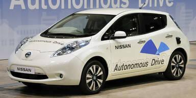 Selbstfahrende Autos bereits 2016