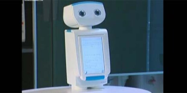 Neuer Roboter soll beim Abnehmen helfen