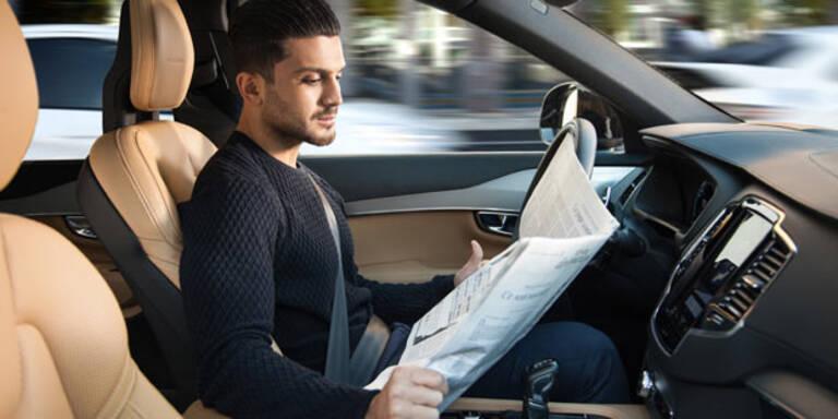 Automatisiertes Fahren ab 2020 möglich