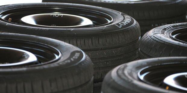 Beliebteste Reifen-Marken der Österreicher