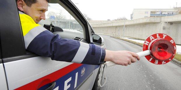 Fahrschüler fuhr ohne Schein fast 200 km/h