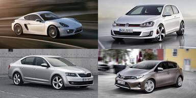 Alle Auto-Neuheiten 2013 - Teil 2