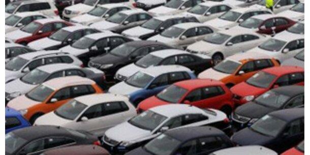 2008 mieses Geschäft für Autohändler