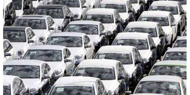 Österreicher kaufen Autos wie nie zuvor