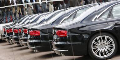 Ukraine-Konflikt bremst Auto-Nachfrage