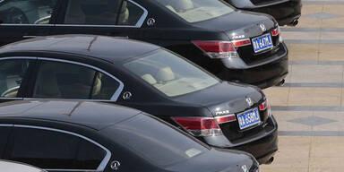 Razzia bei deutschen Autozulieferern