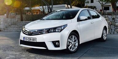 Die meistverkauften Autos der Welt
