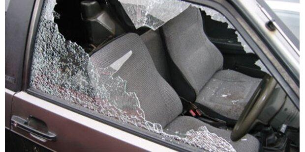 26-Jähriger täuschte Auto- Einbruch vor